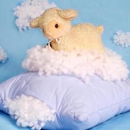Холлофайбер - наполнитель для игрушек и подушек