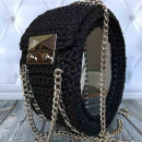 Заготовки круглые для сумок, шкатулок и корзин из акрила