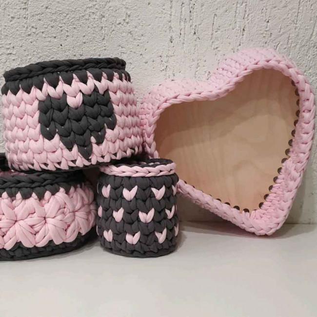 """Заготовки """"сердечки"""" натуральные для сумок, шкатулок и корзин из дерева"""