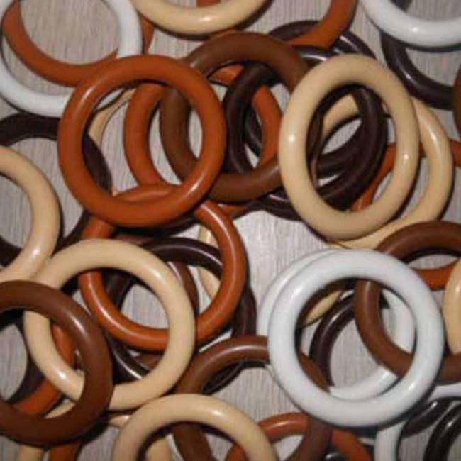 Кольца декоративные