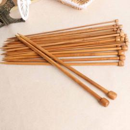 Спицы бамбуковые прямые Эстет