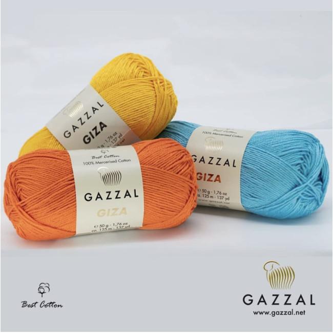 Пряжа Giza GAZZAL