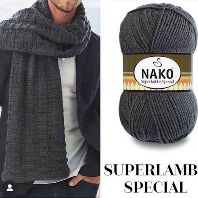 Пряжа Superlambs Special NAKO